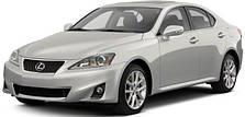 Защита двигателя на Lexus GS 350 (2007-2012)