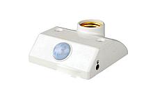 Патрон для ламп з інфрачервоним датчиком руху Е27