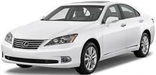 Защита двигателя на Lexus ES 350 (2007-2012)