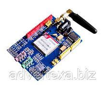 SIM900 GSM/GPRS Shield, модуль для Arduino