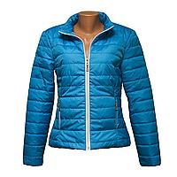 Женская демисезонная куртка фабричный пошив  KD377-9