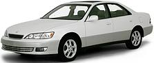 Защита двигателя на Lexus ES 300 (2002-2006)