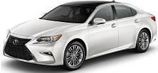 Защита двигателя на Lexus ES 250 (с 2016---)