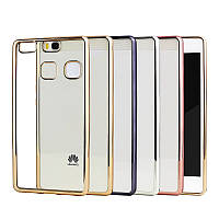 TPU чехол для Huawei P9 Lite (3 цвета в наличии)