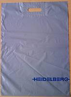 Пакеты полиэтиленовые ПВД  Heidelberg