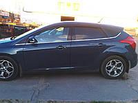 Молдинг стекла Ford Focus 3 хетчбек