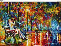 "Схема для вышивки бисером ""Краски любви"""