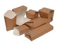 Крафт картон мелованный