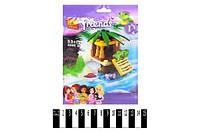 "Brick  ""Friends"" Маленький оазис для черепахи 10122р.17,5х8,4 см."