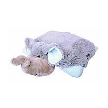 Мягкая игрушка «Pillow Pets» (DP02418) декоративная подушка Слоник