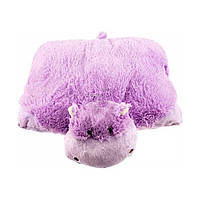 Мягкая игрушка «Pillow Pets» (DP02276) декоративная подушка Смешной гиппопотам