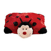 Мягкая игрушка «Pillow Pets» (DP02141) декоративная подушка Божья коровка