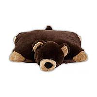 Мягкая игрушка «Pillow Pets» (DP02419) декоративная подушка Медвежонок