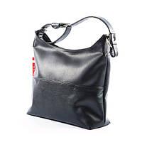 Вместительная женская сумка из экокожи