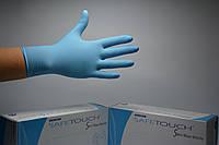 Перчатки нитриловые  (M)