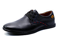 Туфли мужские StyleGard, спортивные, черные, р.  43