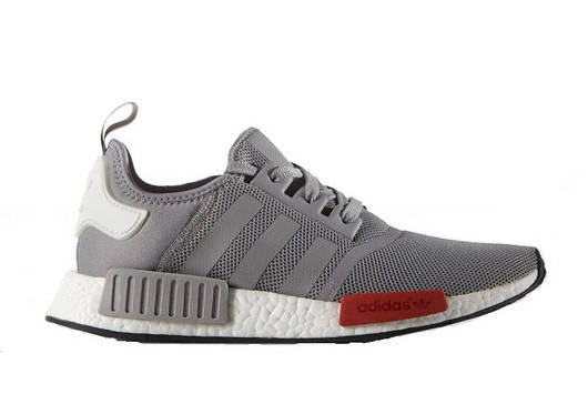 "Мужские кроссовки  Adidas NMD Runner S79160 ""Light Onix"" Gray"