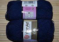 YarnArt Ideal - 241 темно синий