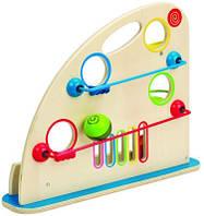 Hape развивающая игрушка - перегоны
