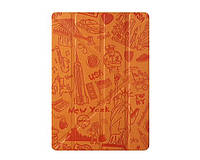 Multi-angle smart case for iPad Air New York
