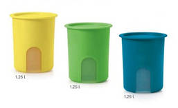 Емкость Напоминание 1,25 л Tupperware разные цвета 1шт