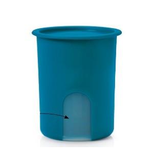 Емкость Напоминание 1,25 л Tupperware синяя