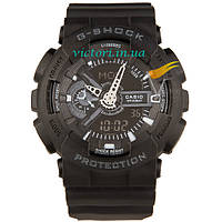 Спортивные часы Casio G-shock GA-110 Black (Касио)