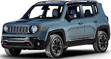 Защита двигателя на Jeep Renegade (с 2014---)