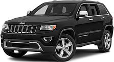 Защита двигателя на Jeep Grand Cherokee (с 2011---)