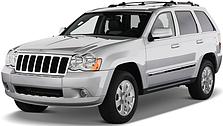 Защита двигателя на Jeep Grand Cherokee SRT-8 (2005-2010)