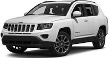 Защита двигателя на Jeep Compass (2006-2017)