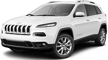 Защита двигателя на Jeep Cherokee KL (с 2013---)