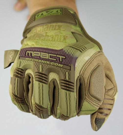 Перчатки тактические Mechanix Mpact