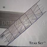 Полікарбонат Titan Sky (Титан Скай) Polygal, фото 5