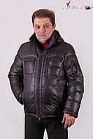 Куртка мужская пуховик Avecs AV-855 17 Dark gray Авекс Размеры 52