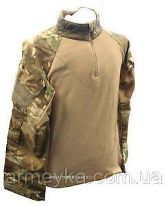 UBACS (боевая рубашка) огнеупорный Flame Resistant в расцветке MTP. Великобритания, оригинал.
