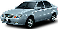 Защита двигателя на Geely CK (с 2005--)
