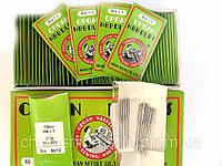 Иглы швейные №80 бытовые, 50наборчиков по 10шт в коробке