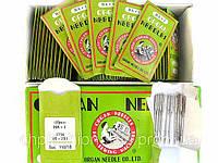 Иглы швейные №110 бытовые, 50наборчиков по 10шт в коробке