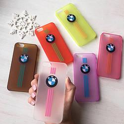 Пластиковый чехол BMW для iPhone 5/5s/se