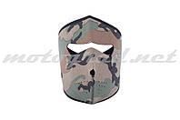 Подшлемник-маска комуфляж