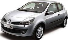 Защита двигателя Renault Clio (2005-2012) хэтчбек \ универсал