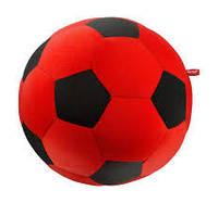 Антистресс Футбольний мяч красный мягкая игрушка DT-ST-01-09 Danko toys