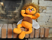 Пчелка Жу-жу мягкая игрушка 71445 36см Гулливер