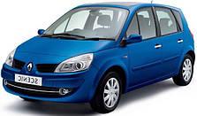 Защита двигателя на Renault Scenic 2 (2003-2009)