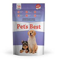 Силикагелевый наполнитель для туалетов щенков Pet's Best Purple Lavender 3.6л/8