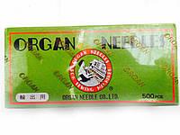 Иглы для швейной машины, комплект АССОРТИ № 75,90,100,110, (8 упаковок в наборе)