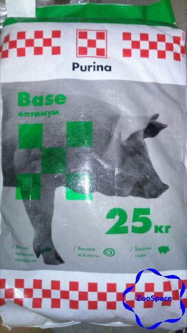 Корм для свиней Концентрат для відгодівлі свиней 15-10% 20085 мішок 25кг