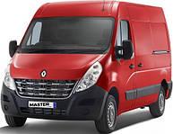 Защита двигателя на Renault Master (c 2010--)