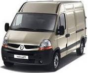 Защита двигателя на Renault Master (1998-2010)